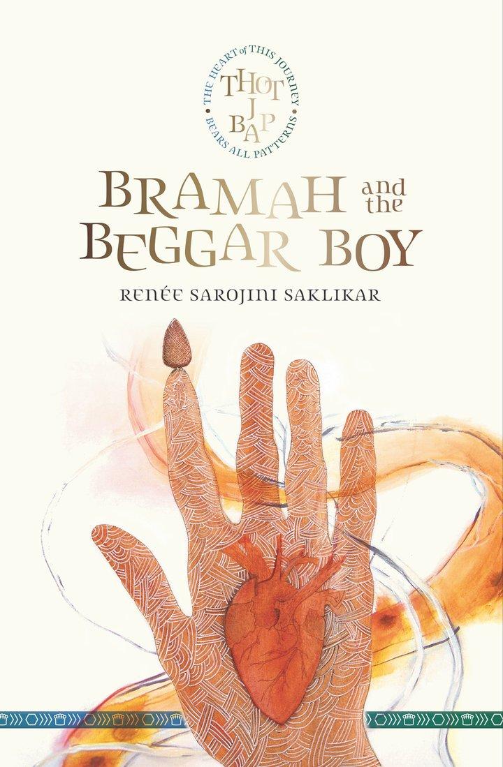 Cover of Bramah and the Beggar Boy by Renée Sarojini Saklikar